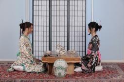 Geisha Girls #1