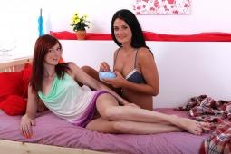 Katty & Nicole #1