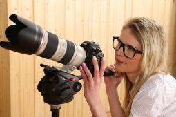 Camerawoman photo #4