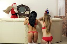 Kidnapping Santa photo #1