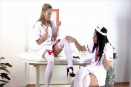 Two Nurses photo #1