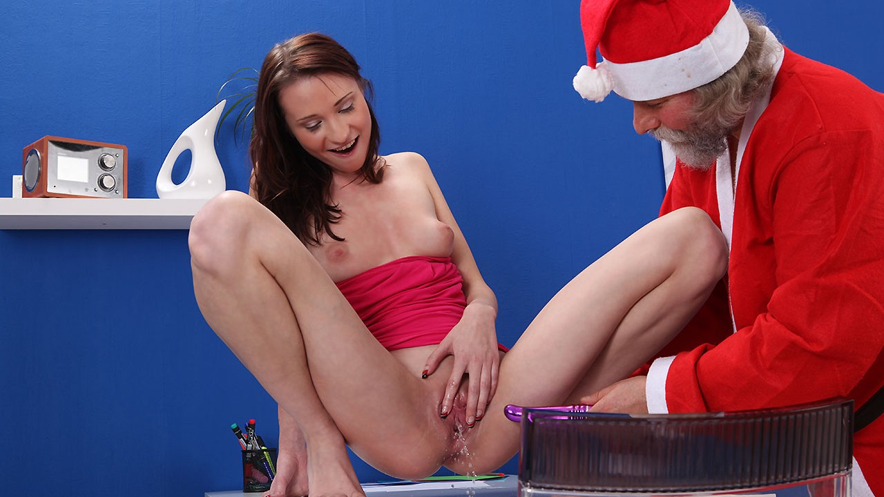 Pissing Video Dear Santa