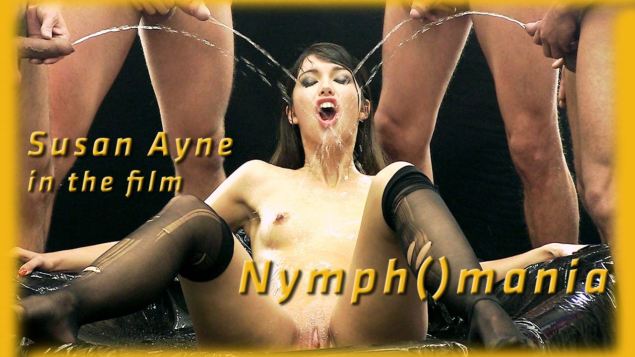 Pissing Video Nymph()mania
